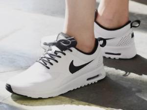 Nike-Wmns-Air-Max-Thea-Talla-6-Reino-Unido-40-UE-599409-102-Nuevo-en-Caja