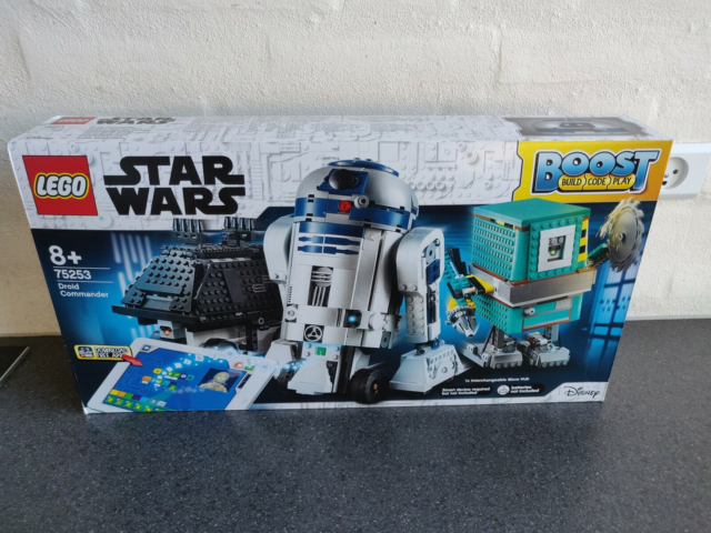 Lego Star Wars, Ny og uåbnet Lego 75253. Star wars droid…