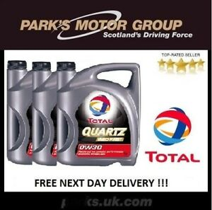 TOTAL-Quartz-Ineo-First-0w30-Fully-Synthetic-Engine-Oil-15L-PSA-PEUGEOT