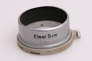 Leica-E-Leitz-Wetzlar-FISON-Sonnenblende-sehr-seltene-Version