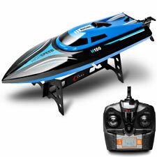 H100 2.4G 4CH RC High Speed Racing Boat 180° Flip Radio Controlled Electric Toy