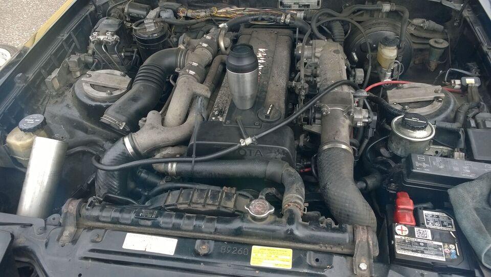 Toyota Supra, 3,0 Turbo Targa, Benzin