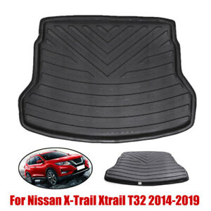 For-Nissan-X-Trail-Xtrail-T32-2014-2019-Rear-Trunk-Cargo-Floor-Mat-Boot-Liner