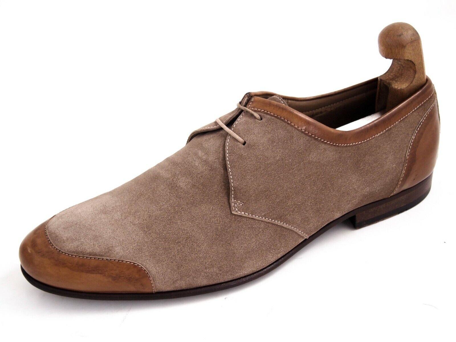 Hugo Bos oxfords, talla de zapatos de hombre de piel, 43,5 US  10,5 580.