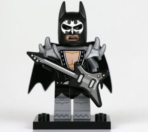 71017 LEGO Minifigures THE  BATMAN MOVIE GARANTIERTER INHALT Glam Metal