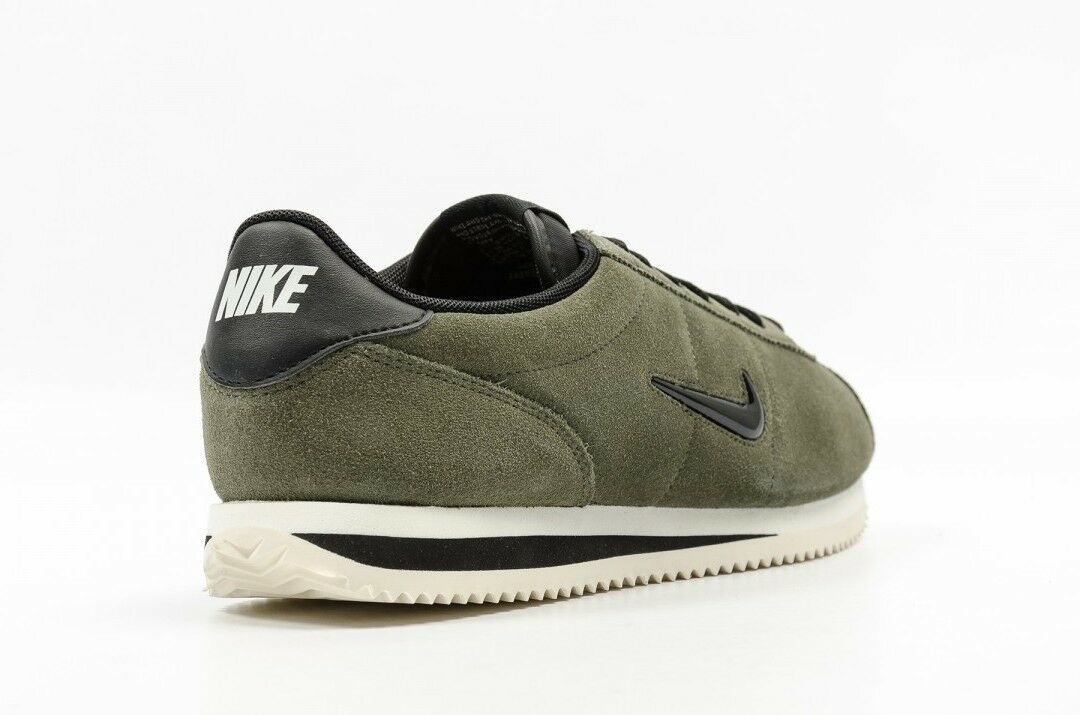 UK 10 Hommes Nike Cortez Basic Jewel Trainers EUR 45 US 11 833238-300