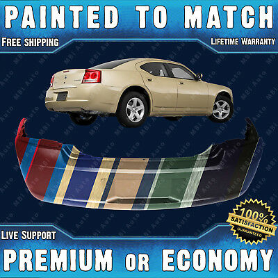 Painted To Match Front Bumper Cover for 11-18 Dodge Grand Caravan /& 12-15 Ram CV