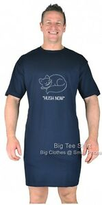 Bts Vedi Mens Big Xl 4xl Tim Navy 2xl 8xl titolo 3xl 5xl L Nightshirt 6xl 7xl xq4wSq