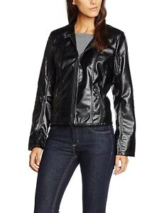 Laura Bnwt Jacket Fake Gina Women's Leather SxHOR1q