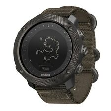 Suunto Traverse Alpha Foliage GPS GLONAS Map Fishing Hunting Military
