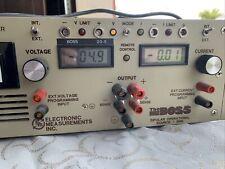 Lambda Emi Boss Boss 20 5 1 D Pm Bipolar Operational Power Supply
