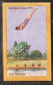 F K BROWN GALLAHER-BRITISH CHAMPIONS OF 1923-#69 ATHLETICS
