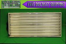 """Sun Blaze HO 48 4 FT / 8 LAMPS T5 Flourescent -grow light feet foot 4' 48"""""""