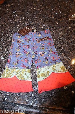 Symbol Of The Brand Nwt 12 Mos Matilda Jane Lovely Garden Leggings Crop Pants Bottoms Storage Bag
