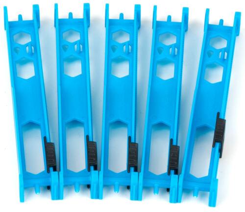 Vorfachaufwickler für Montagen 5 Wickelbrettchen Fox Matrix Pole Winders