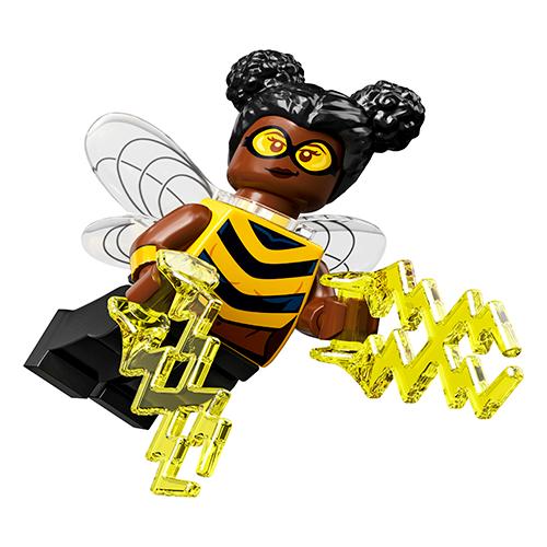 LEGO Minifigure DC CMF 71026 - BUMBLEBEE - Brand new - Sealed Bag