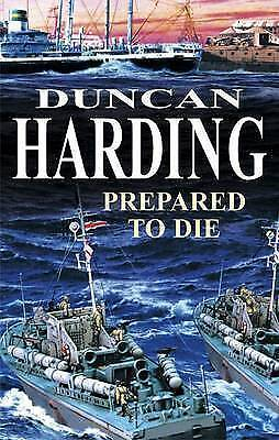 Prepared to Die (Severn House Large Print) by Harding PhD  MRCPsych, Duncan, Har