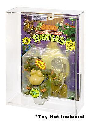 """Playmates /""""B/"""" Teenage Mutant Ninja Turtles TMNT 1993-1999 Display Case"""