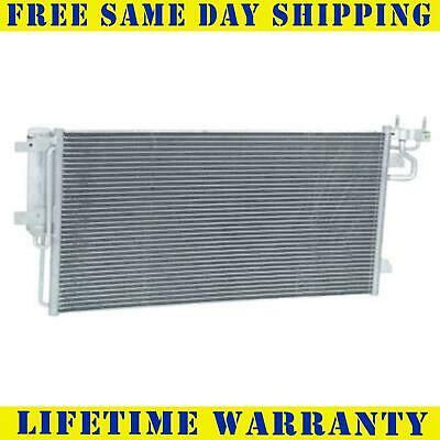 Automotive Cooling A//C AC Condenser For Ford Focus 3672 100/% Tested