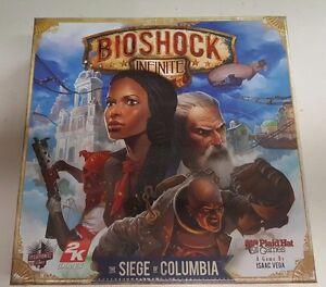 Bioshock Infinite: The Siege Of Columbia Jeu De Société Neuf