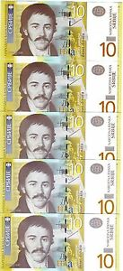 P-54b 2013 1 NOTE OF 10 DINARA SERBIA IN EUROPE UNC FROM BUNDLE