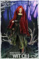 COO MODEL MF004 THE WITCH BLACK SULTAN 1/6 TAROT PRE-ORDER PO 25% DOWN PAYMENT