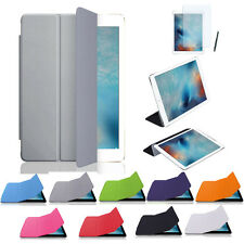 iPad Mini / 2 Retina / 3 Edles Smart Cover Case Schutz Hülle Tasche Etui Folie