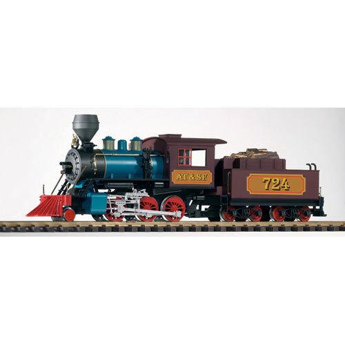 PIKO SF Mogul Steam Locomotive  DCC-Sound & Smoke  G Gauge 38217