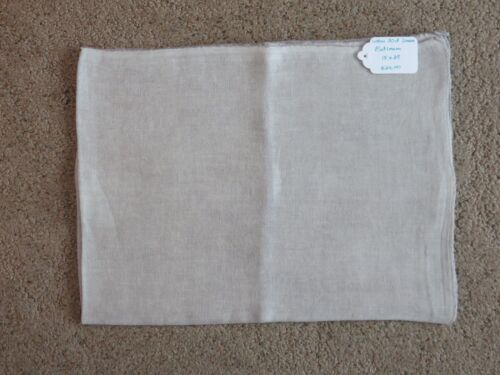 Platinum 10/% Off Weeks Dye Works 30 count Hand-dyed Linen