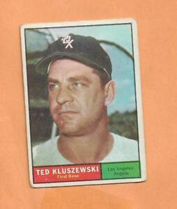 Ted Kluszewski Topps 1961 Carte #65 Swb8nuva-07231845-798061710
