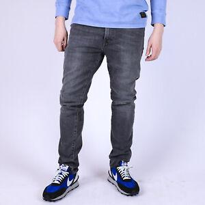 Levi-039-s-510-Skinny-Gray-Herren-Jeans-33-32-W33-L32