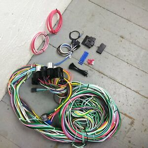 1966 - 1970 Ford Falcon Wire Harness Upgrade Kit fits painless compact  terminal | eBay | Ford Falcon Wiring Harness |  | eBay