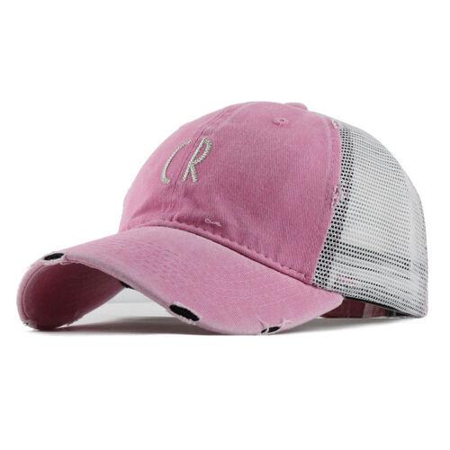 Baseball Cap basecap mütze baseballcap kappe unisex vintage Mesh Trucker
