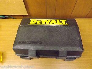 EMPTY-CASE-for-DeWalt-Combo-Set-dw991-dw935