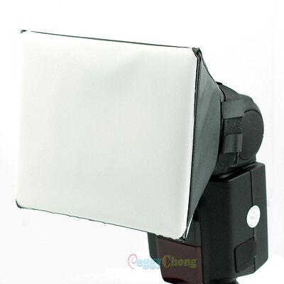 Flash Diffuser Softbox for Canon Nikon YN-460 YN-468 YN-560 YN-565 YN-568 II III
