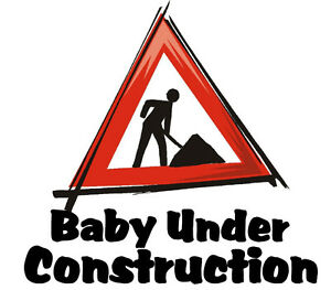 MATERNITY-PREGNANCY-BABY-UNDER-CONSTRUCTION-HUMOUR-IRON-ON-T-SHIRT-TRANSFER