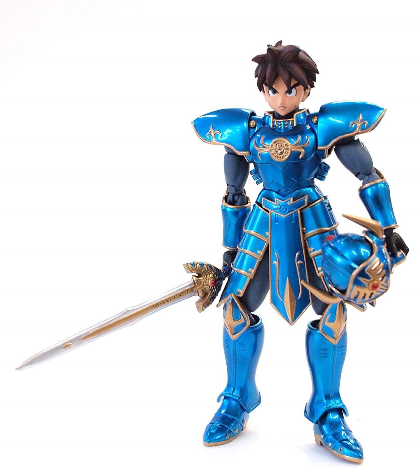 Dragon Quest 25th Legendary Armor Returns Returns Returns Lotto Equipment Figure Japan RARE USED 03c46a