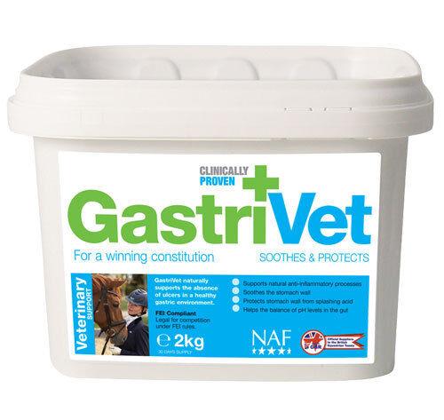 Bolitas de GastriVet (2kg) Soporte para veterinarios úlceras-Naf