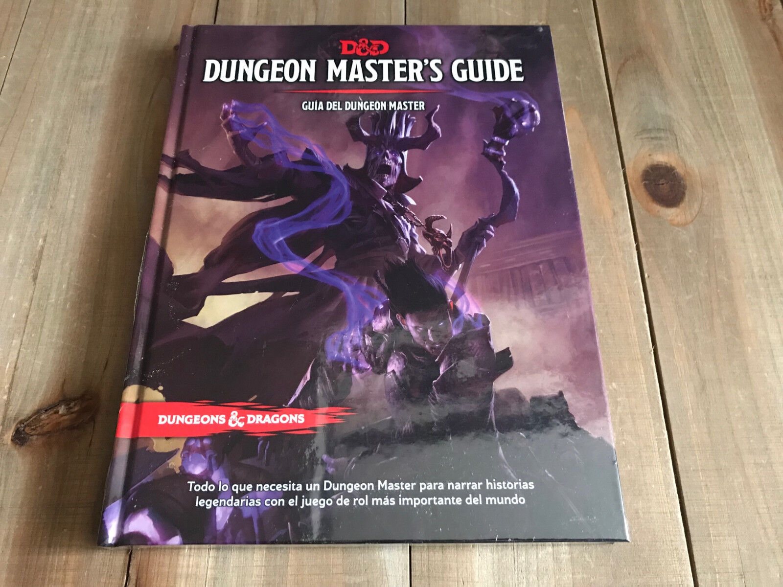 Dungeons & Dragons 5 - Guide of the Master - Set Role Play - Edge - RPG D&d