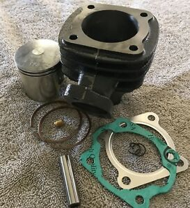 Details about Honda Spree (NQ50) 48mm Big Bore Kit (1984-1987)