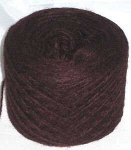 50g-ball-Aubergine-Rich-Deep-Burgundy-knitting-wool-acrylic-yarn-4-ply-2-10nm