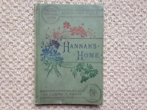 Hannah-039-s-Home-The-Home-Sunshine-Series-T-Nelson-amp-Sons-1889