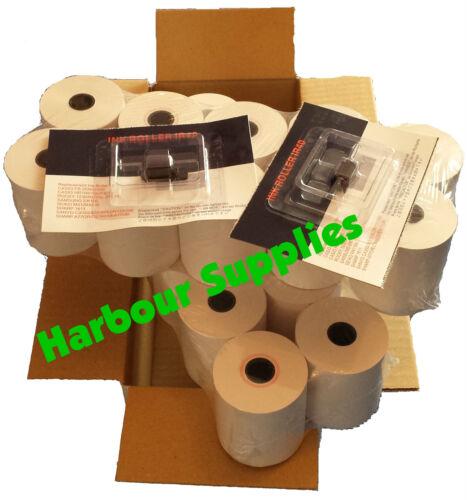 Sam4s ER-180 ER180 Till Rolls and Ink Roller Starter Pack