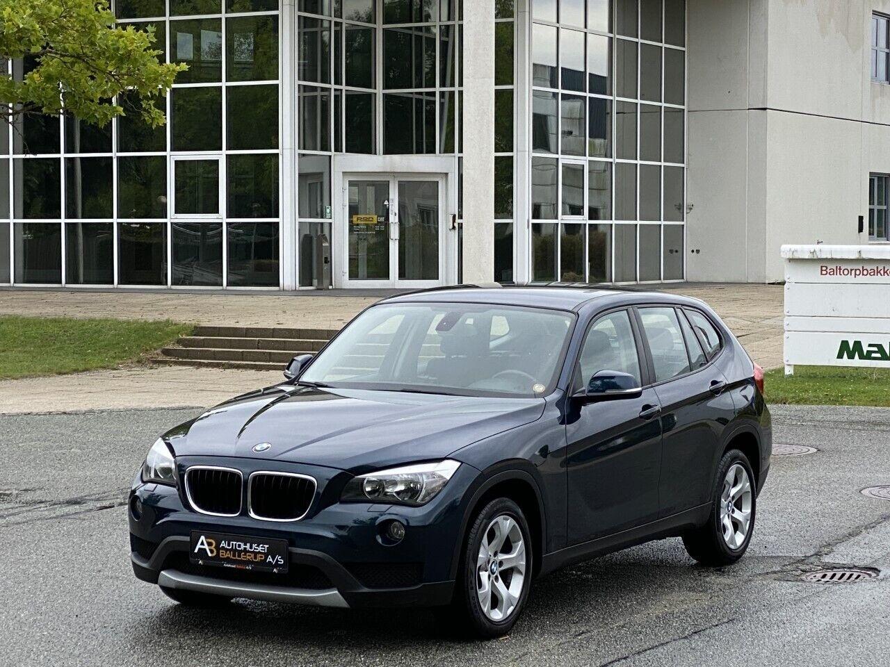 BMW X1 2,0 sDrive18d aut. 5d - 149.800 kr.