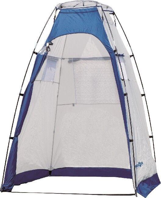 Camping Brunner duschzelt beistellzelt Tente gerätezelt Cabina Maxi 1,8x1, 6x2m