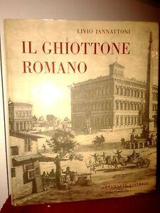 IL-GHIOTTONE-ROMANO-LIVIO-JANNOTTONI-BRAMANTE-1965