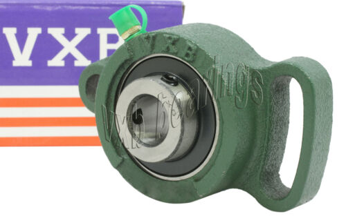 "UCFA207-22 Adjustable Flange Cartridge Bearing Unit 1 3//8/"" inch Mounted Bearings"