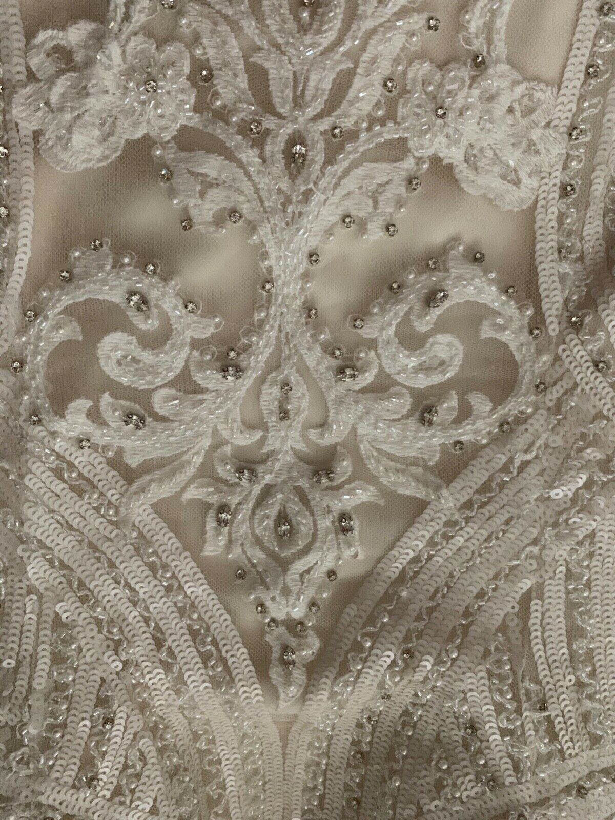 """Kitty Chen Couture """"Alvina"""" Wedding Gown  - image 8"""