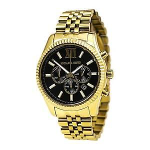 cebc3c37f74c Michael Kors Lexington MK8286 Wrist Watch for Men for sale online