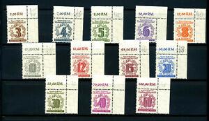 SBZ 138 - 149, eckrand in alto a destra post fresco #g985